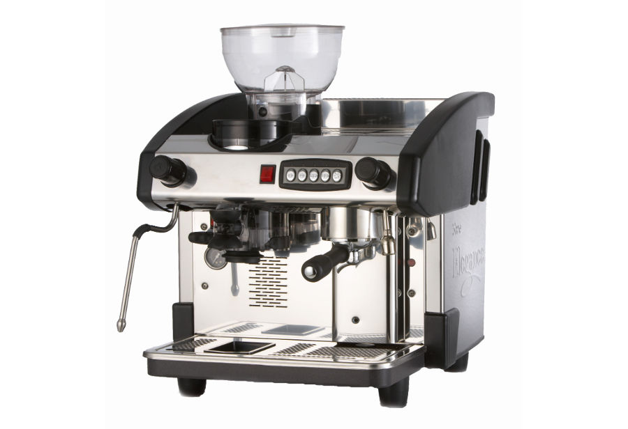 Expobar Elegance Single Group Espresso Machine with Integral Grinder