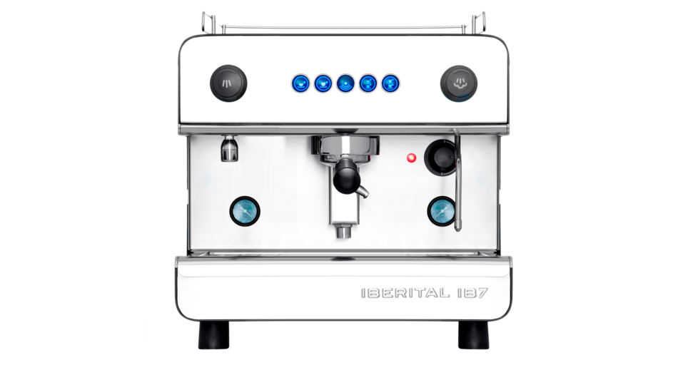 Iberital IB7 Single Group Espresso Machine
