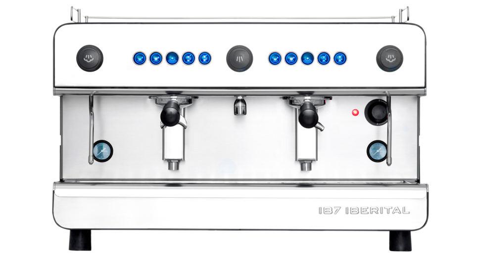 Iberital IB7 Two Group Espresso Machine