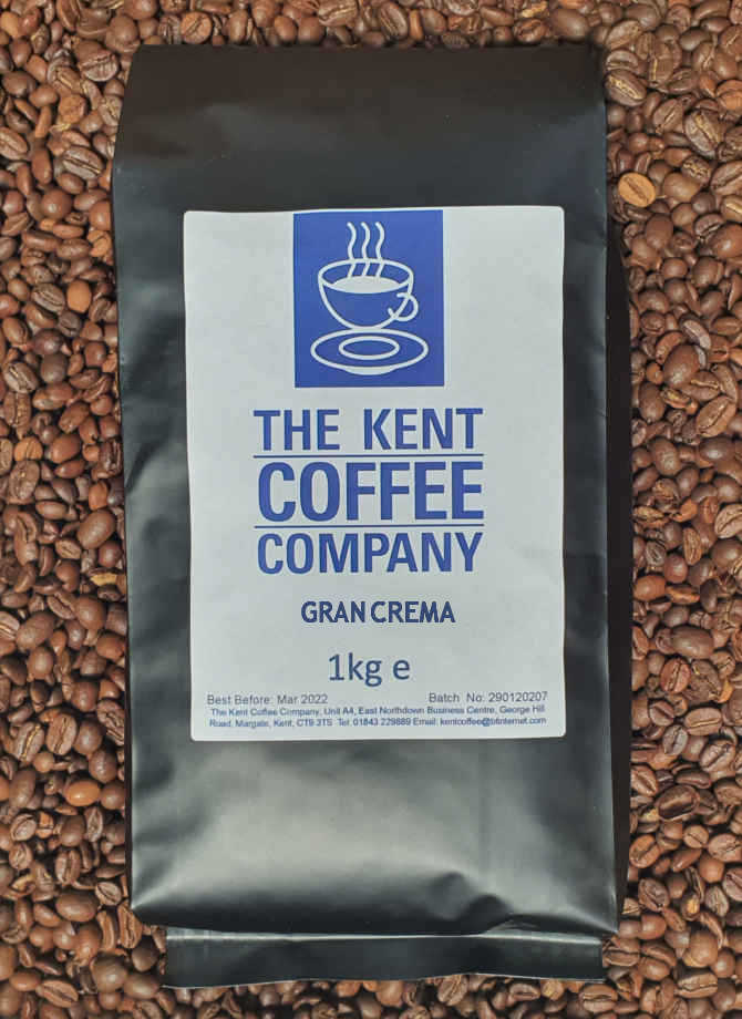 Gran Crema Coffee Beans