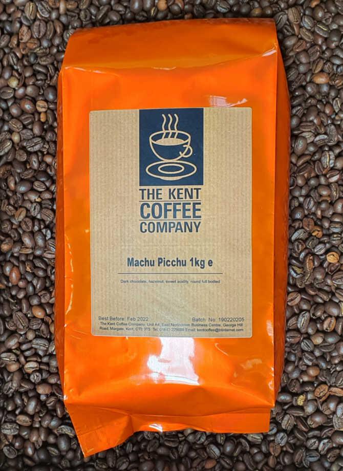 Machu Picchu Peruvian Coffee Beans