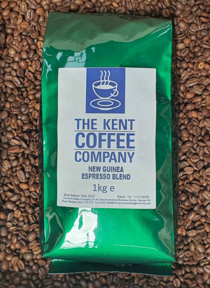 New Guinea Espresso Blend Coffee Beans