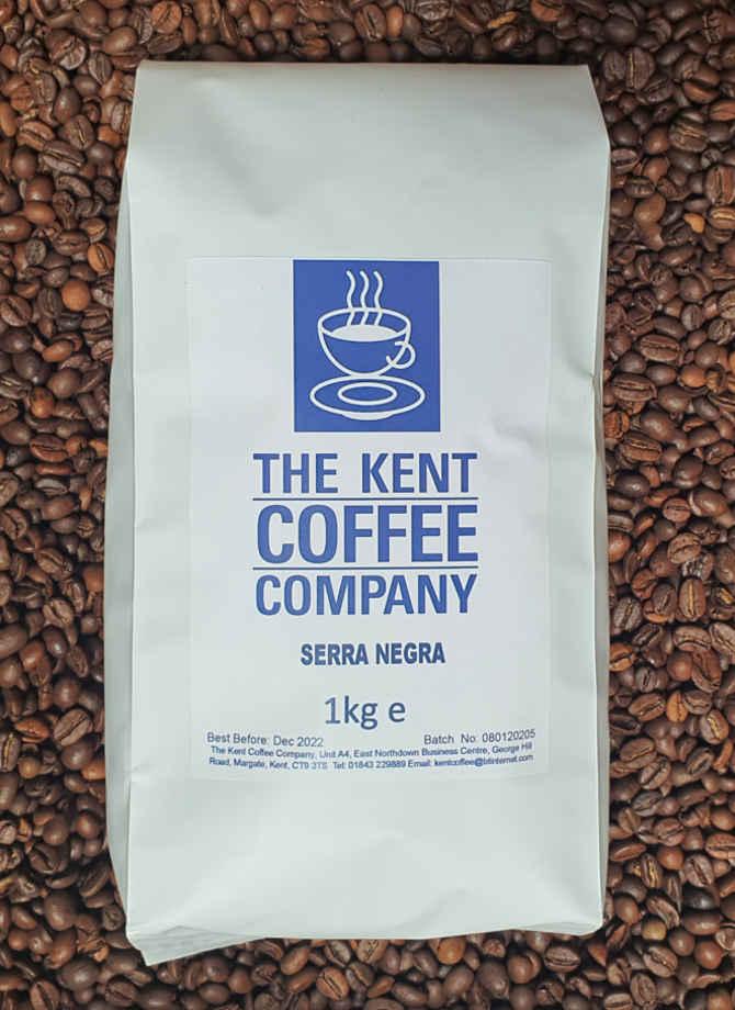 Serra Negra Brazilian Coffee Beans