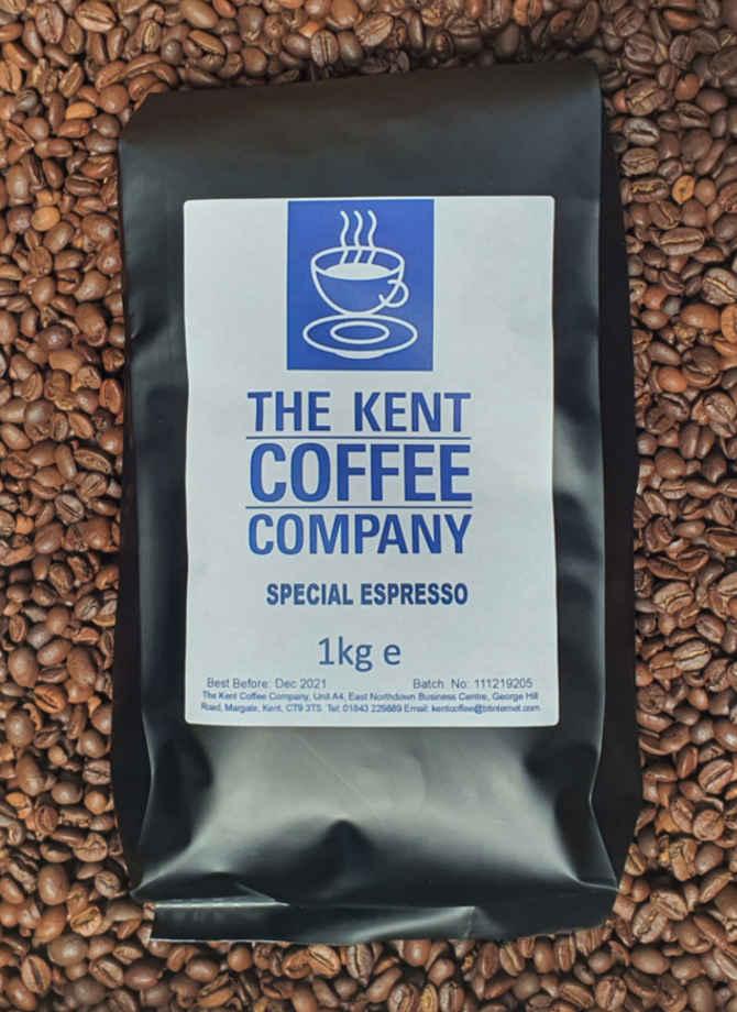 Special Espresso Coffee Beans