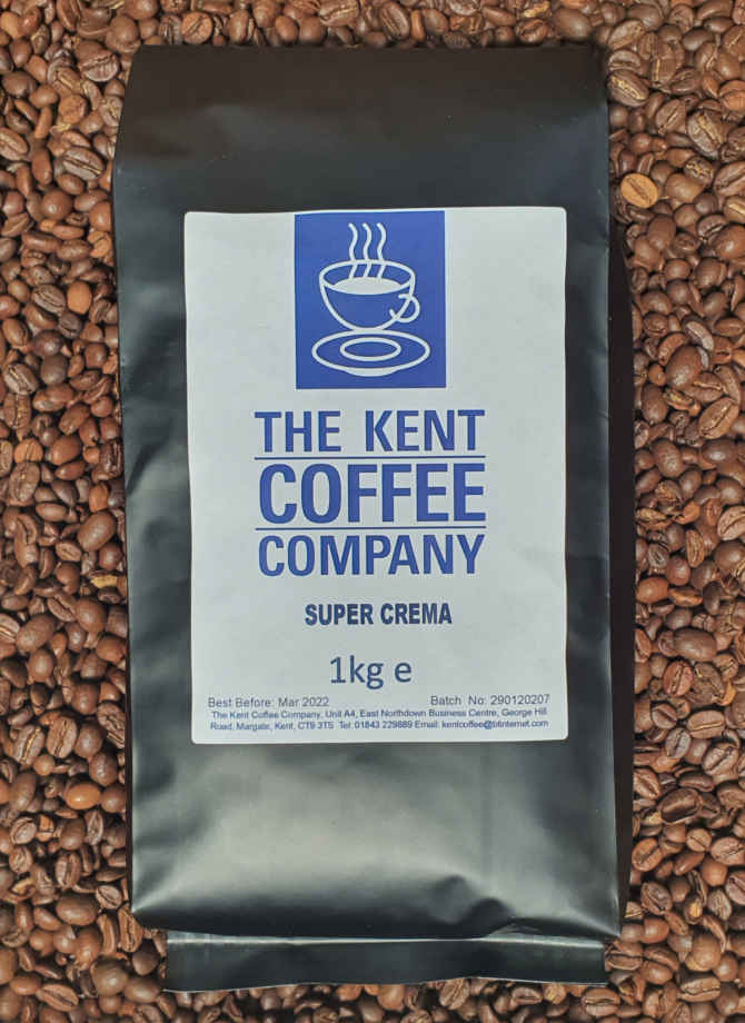 Super Crema Coffee Beans