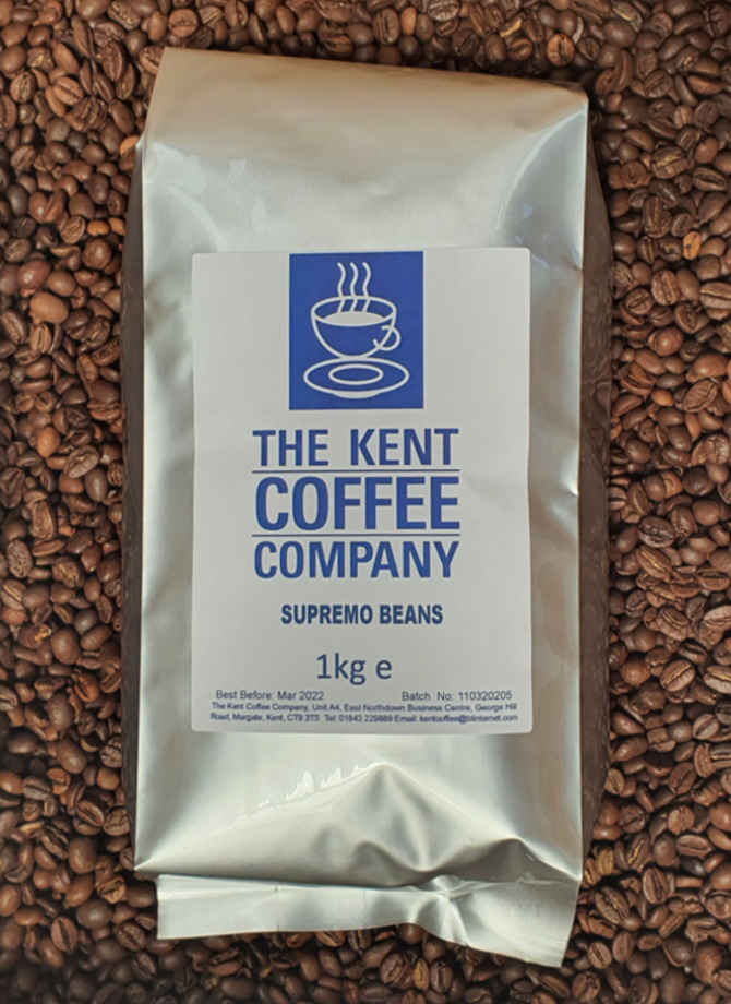 Supremo Coffee Beans