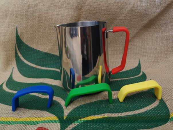 Coloured Milk Jug Handles