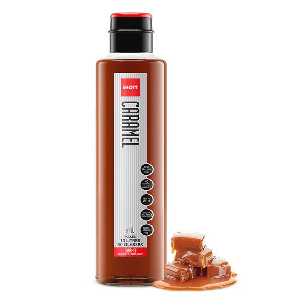 Caramel Shott Syrup