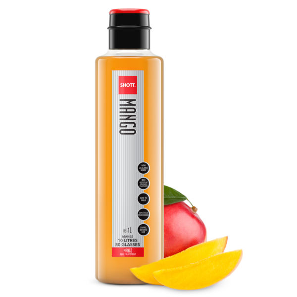 Mango Shott Fruit Syrup