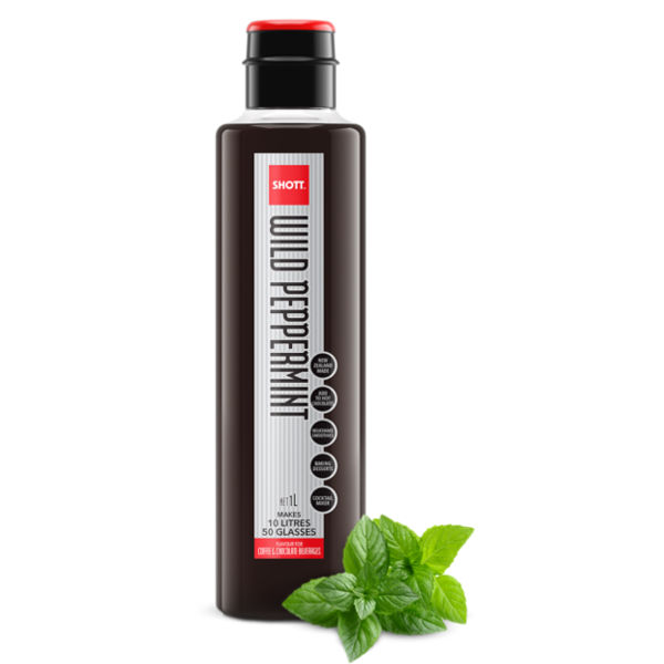 Wild Peppermint Shott Syrup